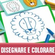 Disegnare e Colorare