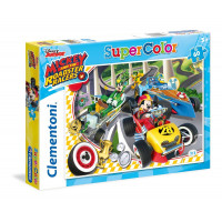 Puzzle Mickey Roadster Racers 60 Pz - Clementoni 26976