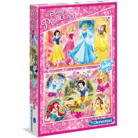 Puzzle Supercolor Princess - Clementoni (07133)