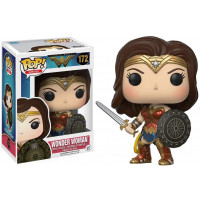 Funko POP! Vinyl DC 1245 - Wonder Woman