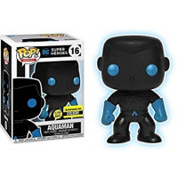 Funko POP! Vinyl Justice League 247436 - Aquaman (Glow in The Dark)