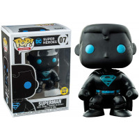 Funko POP! Vinyl Justice League 24747 - Superman Silhouette