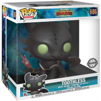 Funko POP! Vinyl Dragon Trainers 36619 - Sdentato