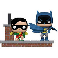 Funko POP! Vinyl DC Comics 37256 - Batman e Robin 1964