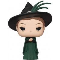 Funko POP! Vinyl Harry Potter 42830 - Minerva McGonagall (Yule)