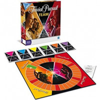 Hasbro 036921030 - Trivial Pursuit Team