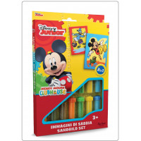 Hasbor DS-01 - Immagini di sabbia Mickey Mouse Clubhouse Disney Junior