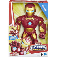 Iron Man Heroes Mega Mighties - Hasbro Playskool Avengers E4150ES0