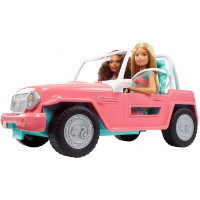 Barbie Jeep Dolls - Mattel