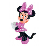 Action Figure Minnie - Bullyland