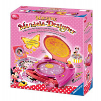 Ravensburger 18605 - Mandala Machine Minnie