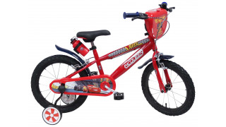"Disney bicicletta 16"" CARS 3"