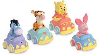Winnie The Pooh Soft and Go - Clementoni 17264