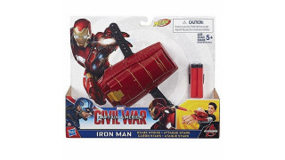 Bracciale Iron Man - Armatura Civil War - Hasbro B5783EU4