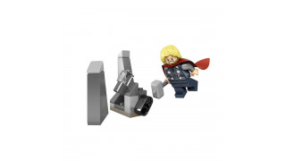Thor and the Cosmic Cube