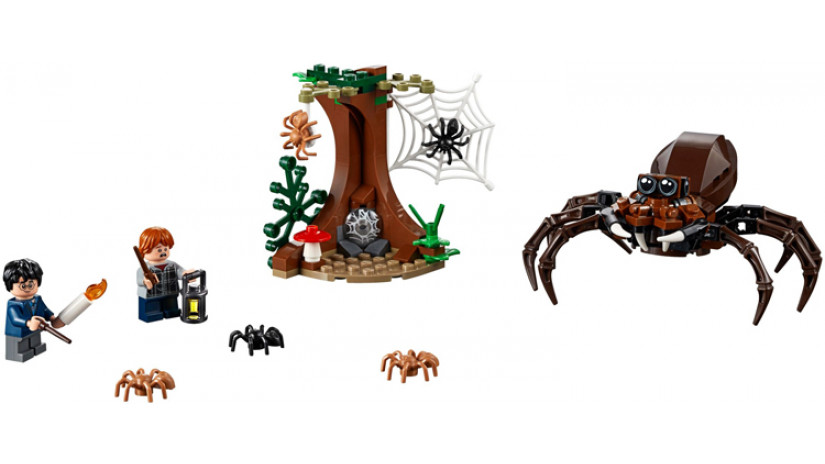 Il covo di Aragog - Lego Harry Potter 75950