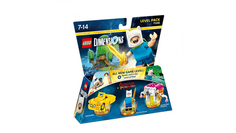 Adventure Time - Level Pack