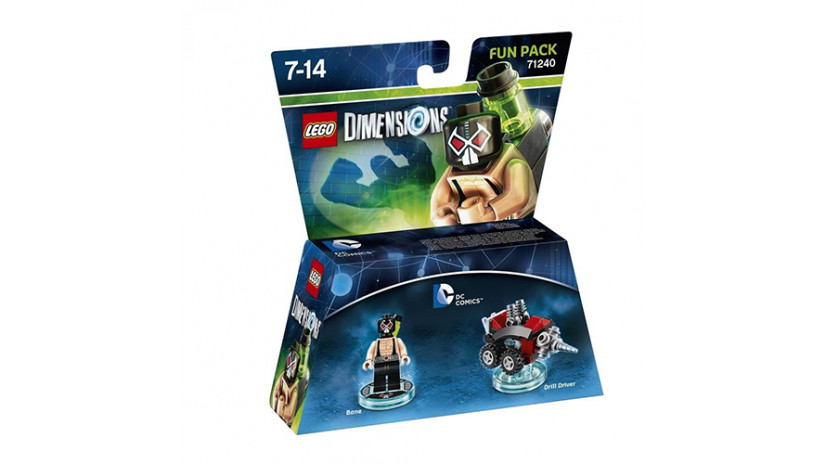 Bane DC Comics - Fun Pack