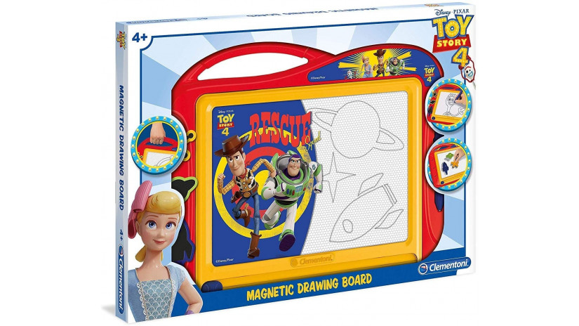 Lavagna Magnetica Toy Story 4 - Clementoni 15294