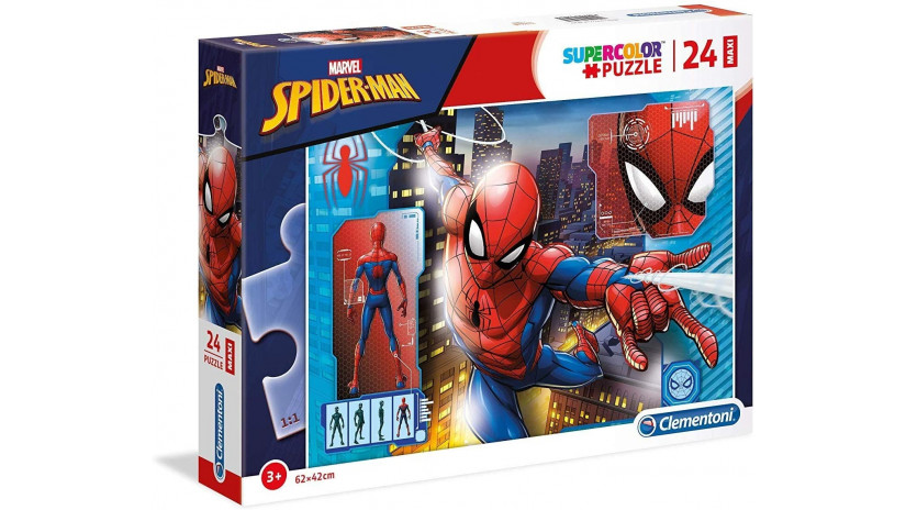Puzzle Spiderman - Clementoni 28507