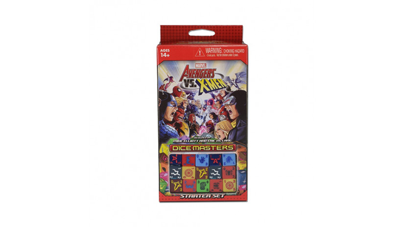Dice masters - Avengers vs X-Men starter set
