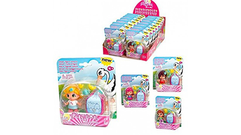 Famosa 700014101 - Pinypon Baby and Figure