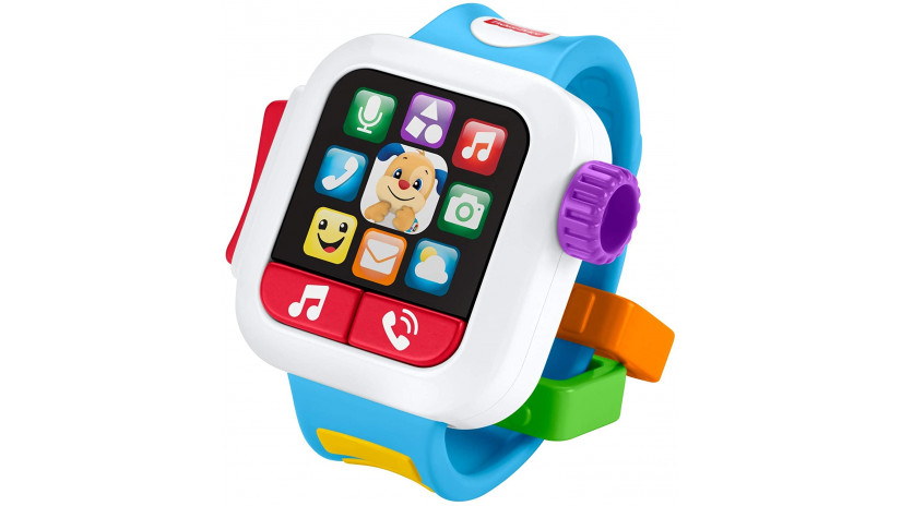 Smart Watch Giocattolo - Fisher-Price (GMM57)