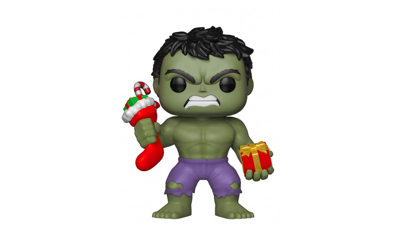 Funko-Pop - Marvel Hulk