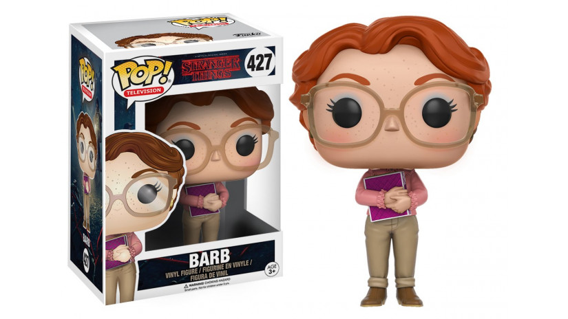 FunKo Pop Vinile Stranger Things Barb