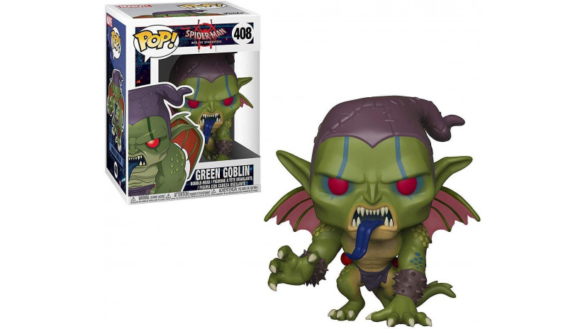 Spider-Man Animated - Green Goblin - FunkoMarvel  33979