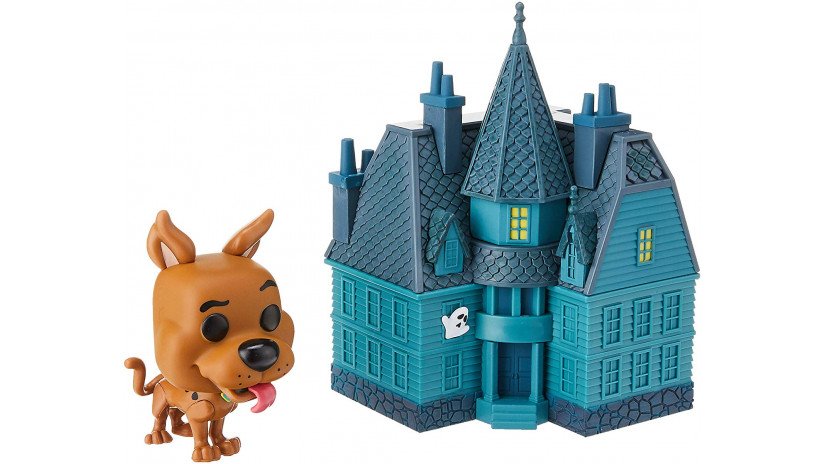 Scooby Doo & Haunted Mansion - Funko Pop -