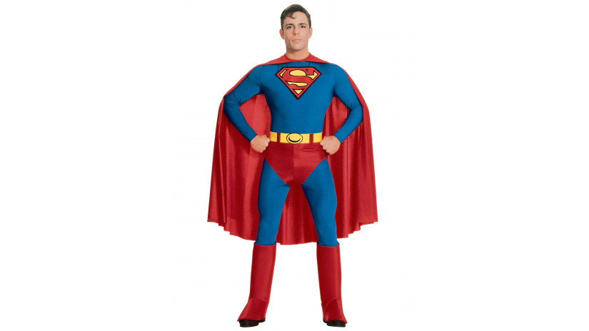 Generique R888001-XL - Costume Superman uomo XL