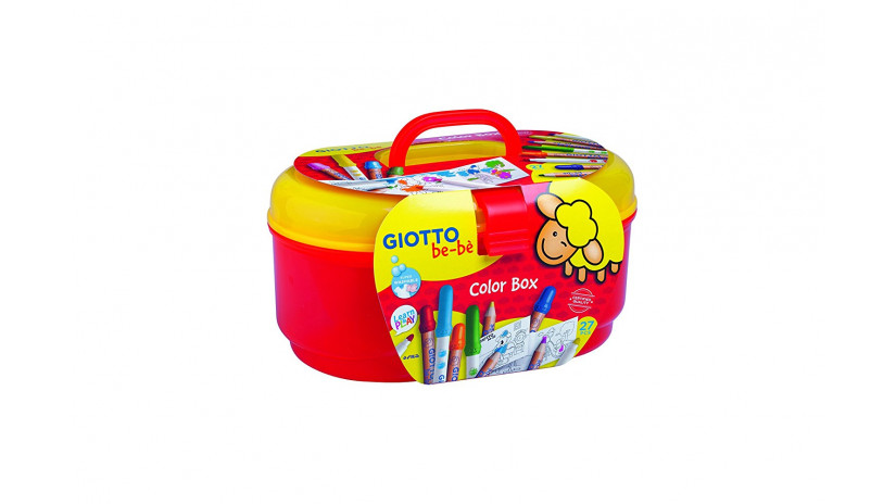 Valigetta Be-bè Supercolor - Giotto 465800