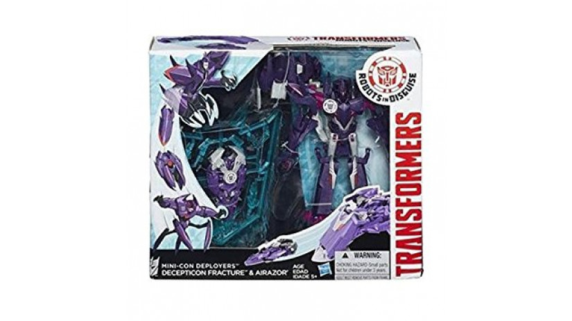 Transformers - Robots in Disguise Minicons Deployers