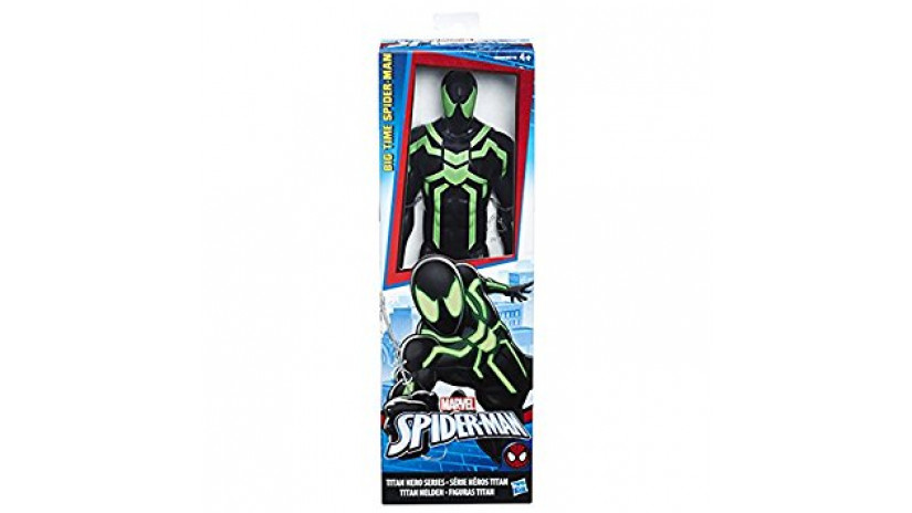 Spiderman Web Warr Big Time - Hasbro (C0344)