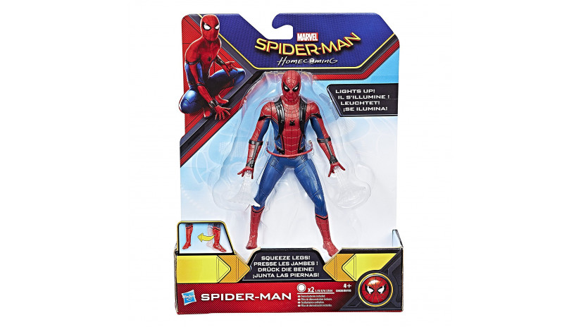 Action Figure Spiderman - Hasbro (B9765EU4)