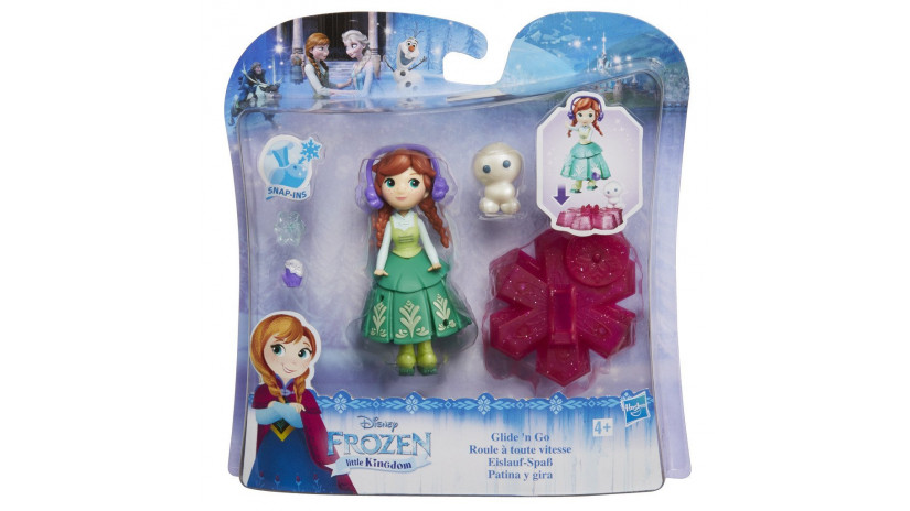Anna Small Doll Disney Frozen - Hasbro 029764