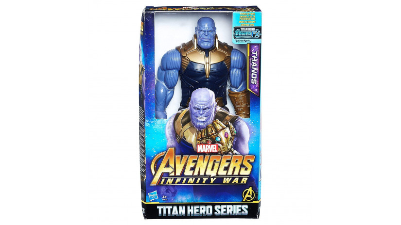 Marvel Avengers Infinity War Thanos Titan Hero Power Fx Hasbro