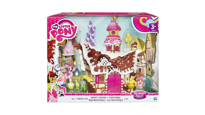 My Little Pony - Pasticceria di Pinkie