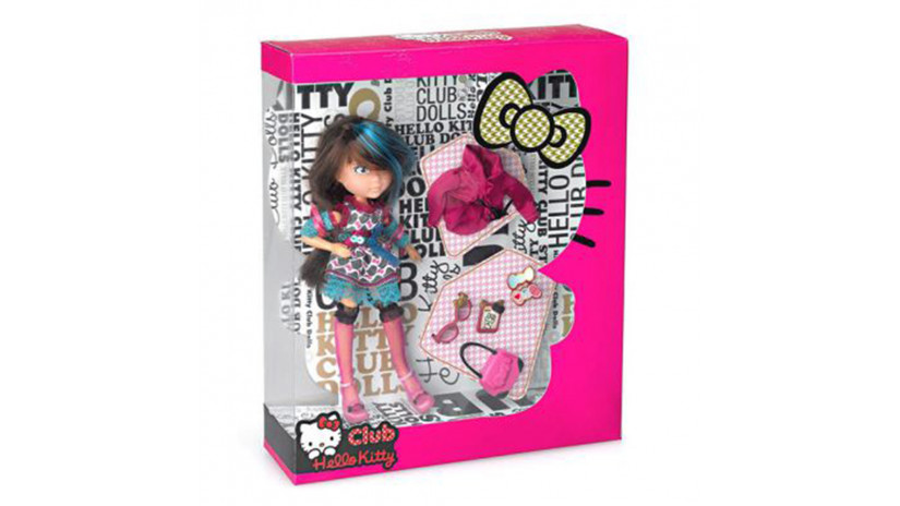 Famosa 11671 - Hello Kitty Trousseau