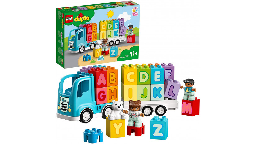 My First Camion dell'Alfabeto - LEGO Duplo 10915
