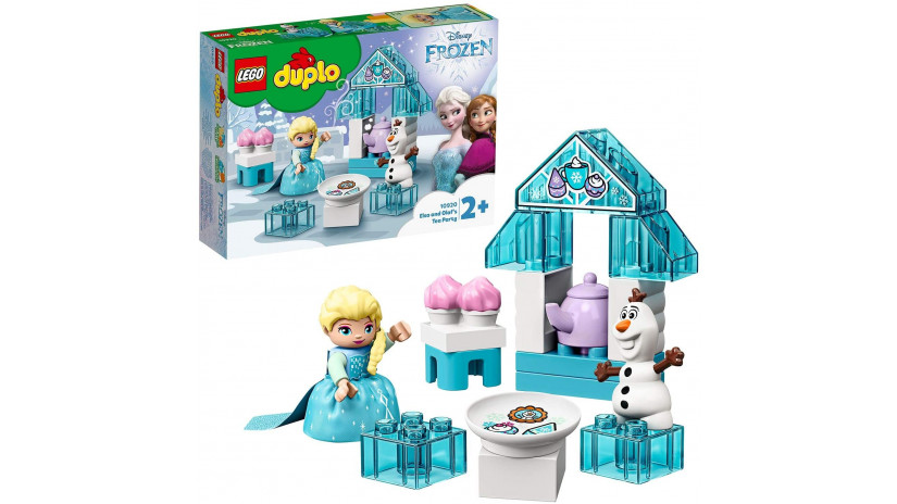 Il Tea Party di Elsa e Olaf - LEGO Duplo Princess (10920)