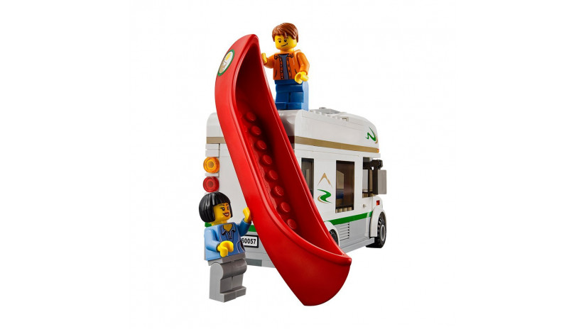 Lego City Great Vehicles 60057 - Camper