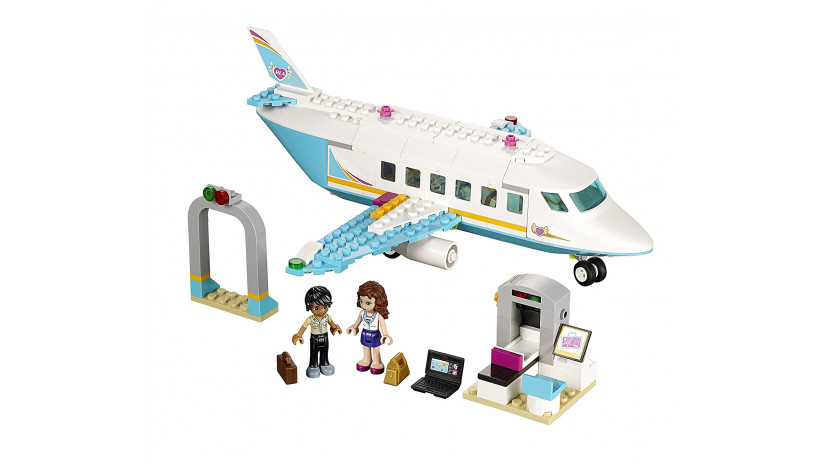 LEGO Friends 41100 - Il Jet Privato di Heartlake