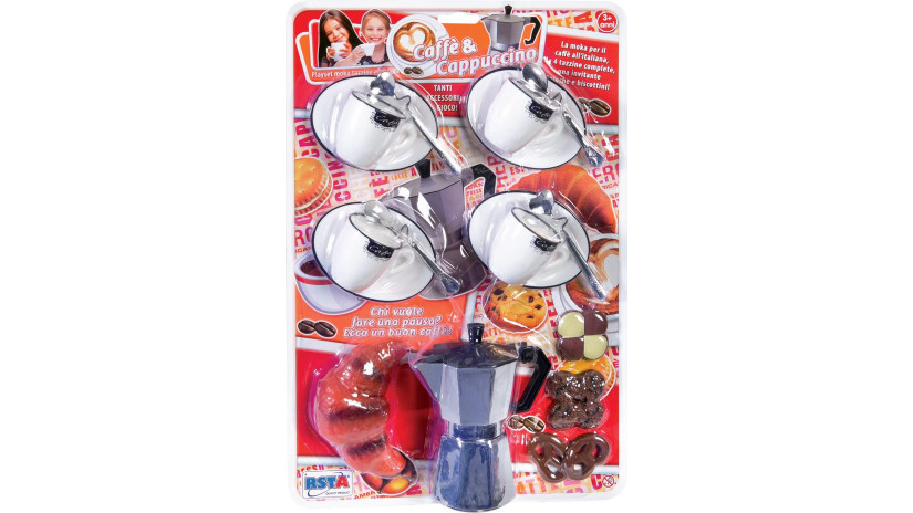 Blister Caffe e Cappuccino - Rstoys ST9859