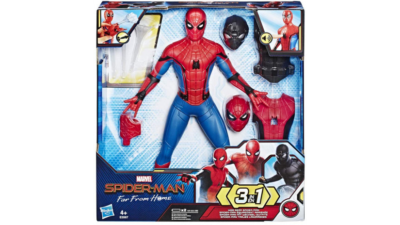 Spider-Man 3-in-1 Far From Home Hasbro