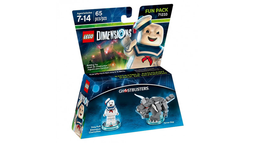 Stay Puft Ghostbusters - Fun Pack