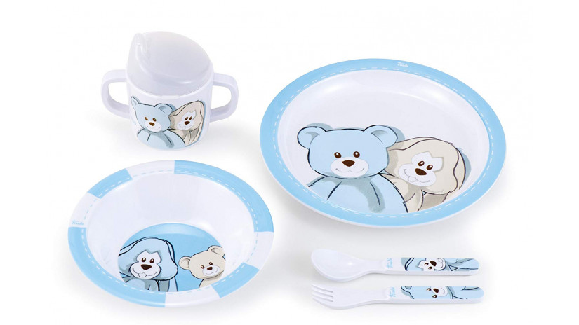 Set Pappa Colore Turchese - Trudi 18158