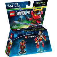 Nya Ninjago - Fun Pack
