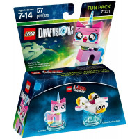 Lego Movie Unikitty - Fun Pack